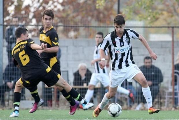 Τέσσερις του ΠΑΟΚ στην Εθνική U-16