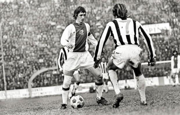 1973: ΠΑΟΚ - Αγιαξ 1-1 (pics)
