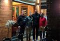 Ευχαριστήριο προς το εστιατόριο «Τσελεμεντές»