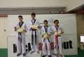 Διακρίσεις και μετάλλια για τους αθλητές του Tae Kwon Do!