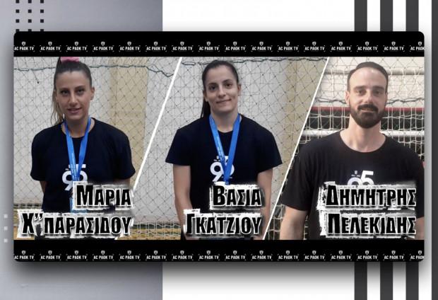 Η μεικτή ζώνη του Βέροια 17-ΠΑΟΚ Mateco | AC PAOK TV