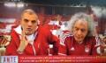 Προαναγγελία στο ξύλο στον Τζήλο!!! (video)