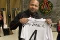 Το δώρο του Γ.Σαββίδη στον Roy Jones Jr (pic