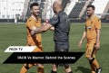 PAOK Vs Macron: Behind the Scenes