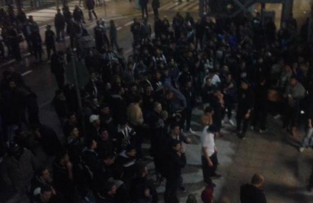 Το πάρτι στο αεροδρόμιο «Μακεδονία»! (VIDEO)
