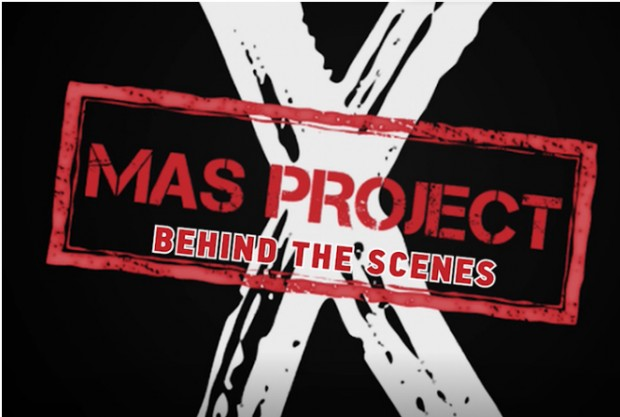 Xmas Project: Backstage