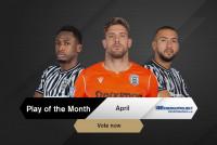 Ψηφίστε το Energoprojekt Play of the Month Απριλίου
