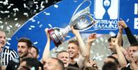 Το Κύπελλο στον Ιβάν μέσω skype!