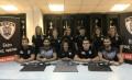 Η παρουσίαση των τμημάτων Ποδοσφαίρου Γυναικών και Υδατοσφαίρισης Ανδρών στον ΠΑΟΚ