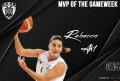 Padrino MVP η Rebecca Akl!