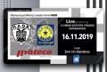 Σε Live Streaming το ΠΑΟΚ Mateco-ΑΟΑΟΔΚ Vtech