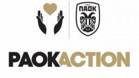 Το PAOK Action στηρίζει την «Παιδική Ομπρέλα»