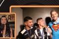 Το δώρο των παικτών του ΠΑΟΚ στην Πάολα (vid)