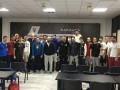 Η ομιλία του Παπαθεοδώρου στους φοιτητές του Σταυρόπουλου