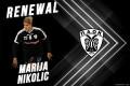 Για τέταρτη χρονιά στα «ασπρόμαυρα» η Marija Nikolic