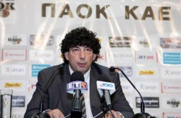 Βαγγέλης Γαλατσόπουλος: «Τεράστια η βοήθεια Σαββίδη»
