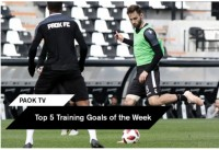 Top 5 Training Goals of the Week