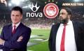 Deal: Υπέγραψαν oλυμπιακός - Nova και για το 2020-21!