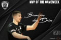 MVP ο Bram Van Den Dries!