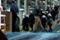 Επεισόδια οπαδών του Ολυμπιακού με την αστυνομία στο πλοίο! (vid)