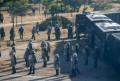 Ένταση στο Βόλο μεταξύ των οπαδών της ΑΕΚ και της Αστυνομίας!