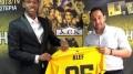 Ανακοίνωσε τον Άλεφ στην ΑΕΚ ο μάνατζέρ του, διάλεξε το «95»! (pic)