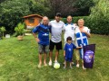 Αγάπη αλά... γαλλικά: «Η ελληνική σημαία θα κυματίζει σε όλα τα ματς για τον Κουλούρη» (pics)