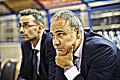 Φλεβαράκης: «Ο ΠΑΟΚ, η Σοπρόν, οι Έλληνες παίκτες και ο... Νταϊνέκο»